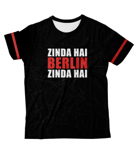 Zinda Hai Berlin Zinda Hai All Over Printed T-Shirt