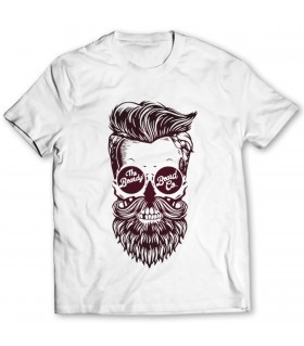 the beardy PRINTED GRAPHIC T-SHIRT