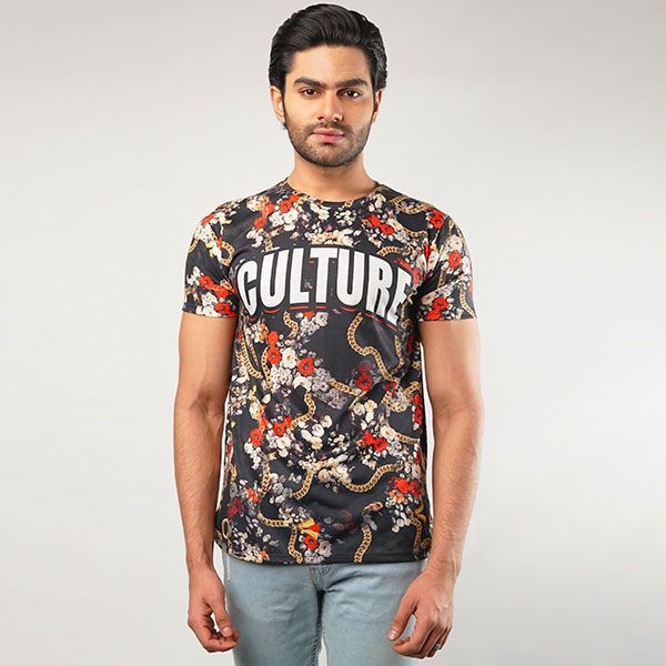 Culture Men ALL-OVER PRINT T-SHIRT