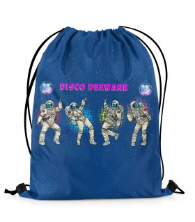 Disco Deewane drawstring bag