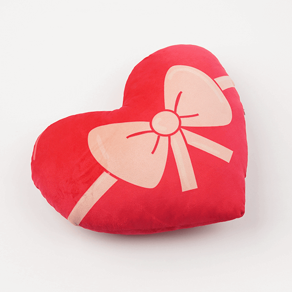 Heart Shape Plush Toy