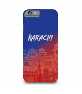 Karachi printed mobile cover