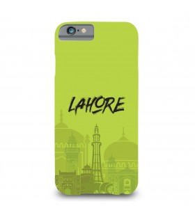 Lahore printed mobile cover
