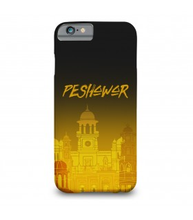 Peshawar printed mobile cover