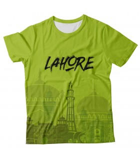Lahore all over printed t-shirt