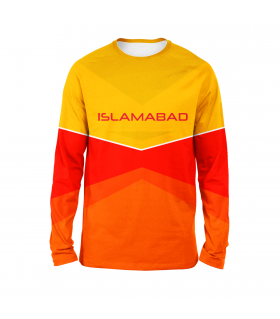 Team Islamabad Full Sleeves T-shirt