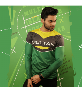 Team Multan Full Sleeves T-shirt