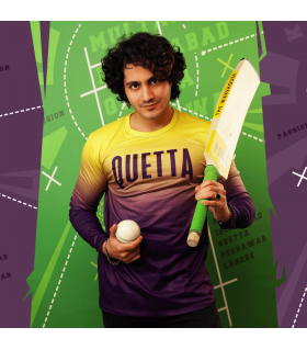 Team Quetta Full Sleeves T-shirt