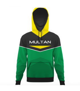 Team Multan All Over Printed Hoodie