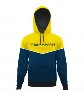 Team Peshawar All Over Printed Hoodie