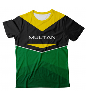 Team Multan All Over Printed T-Shirt