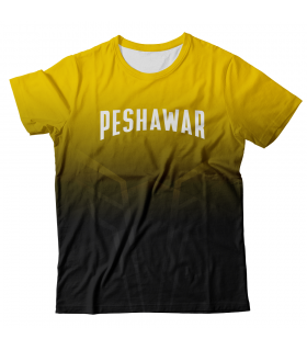 Team Peshawar All Over Printed T-Shirt