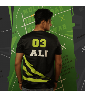 Team Lahore All Over Printed T-Shirt