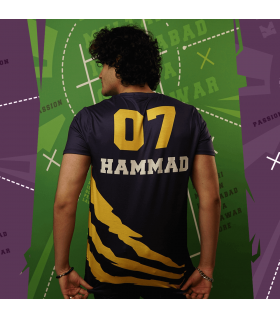 Team Quetta All Over Printed T-Shirt