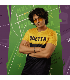 Team Quetta UNISEX ALL-OVER PRINT T-SHIRT