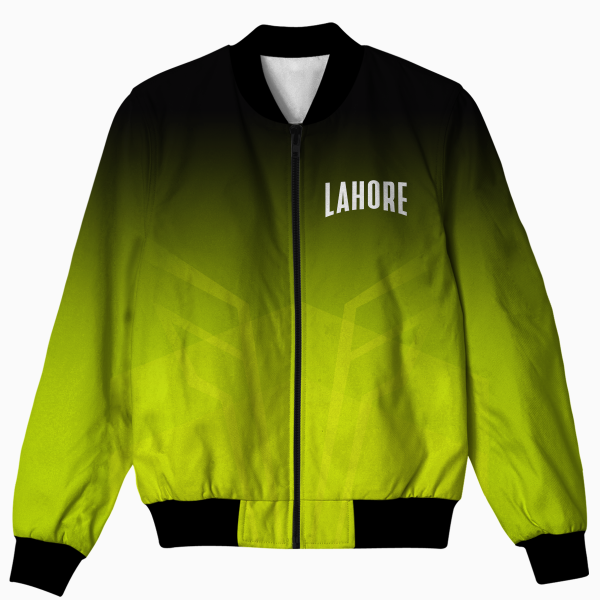 Team Lahore All Over Printed Jacket