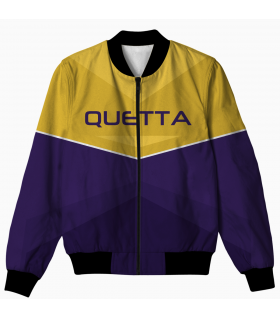 Team Quetta all over printed jacket