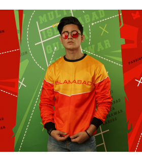 Team Islamabad Sweatshirt