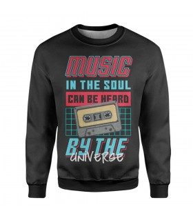 Music In The Soul sweatshirt