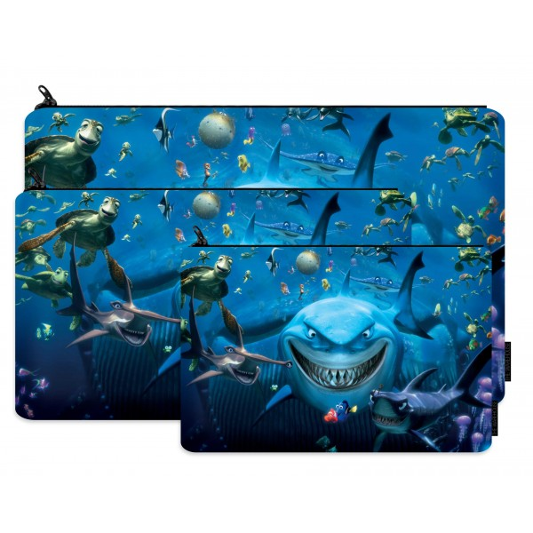 finding nemo printed pencil case