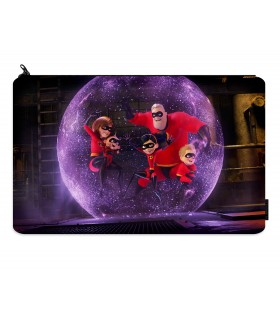 incredibles printed pencil case