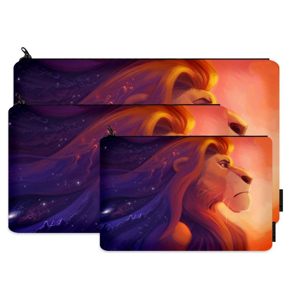 Lion King Printed Pencil Case
