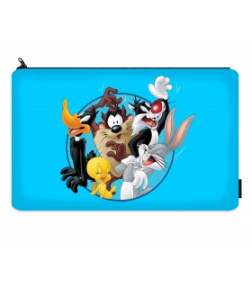 looney tunes printed pencil case