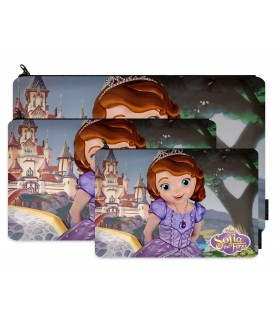 sofia printed pencil case