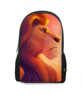 lion king printed backpacks
