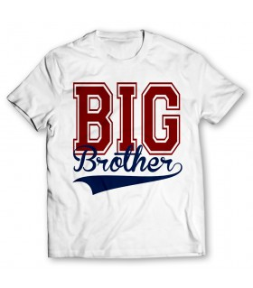 big brother printed graphic t-shirt