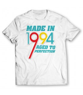 made in 1994 printed graphic t-shirt