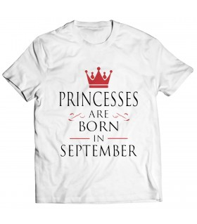 SEPTEMBER PRINTED GRAPHIC T-SHIRT