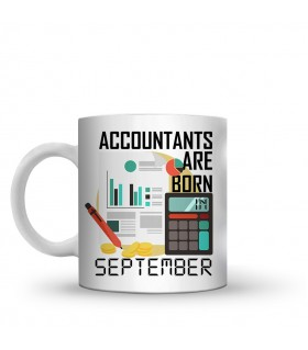 accountant printed mug