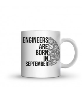 engineer printed mug