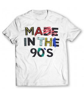 made in the 90s printed graphic t-shirt