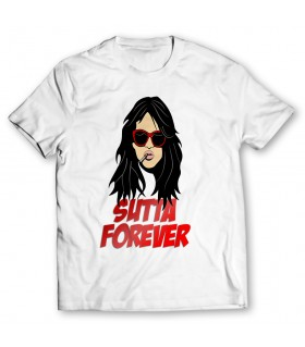 sutta forever printed graphic t-shirt