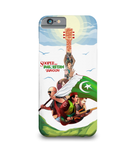 sooper junoon printed mobile cover