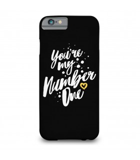my number one printed mobile cover