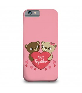 Always Together printed mobile cover