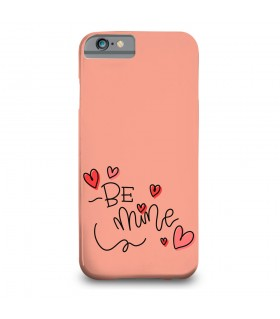 Be Mine printed mobile cover