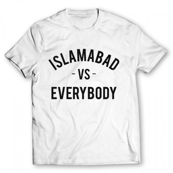 islamabad printed graphic t-shirt Price in Pakistan - TheWarehouse
