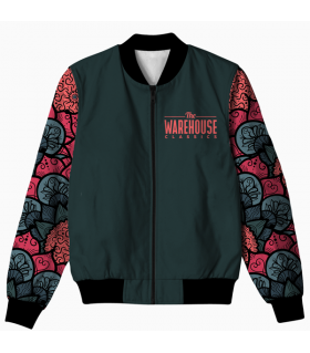 The Warehouse Classic all over printed jacket