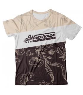 The Warehouse Classic All Over Printed T-Shirt