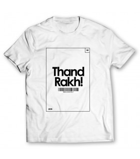 thand rakh printed graphic t-shirt