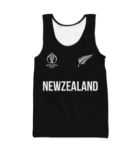 World Cup 2019 all over printed tank top