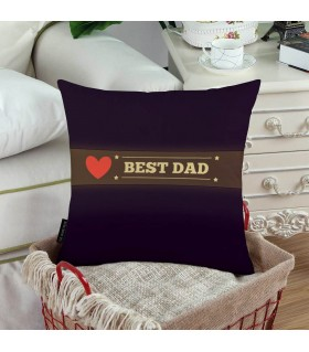 Best Dad PRINTED pillow