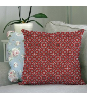 Ajrak Printed Pillow