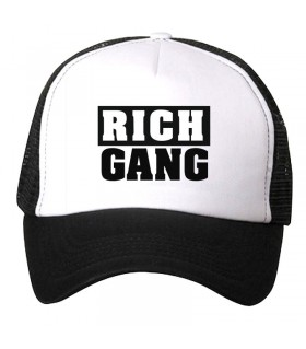 rich gang art printed art cap