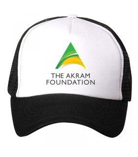 The Akram Foundation cap