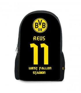 bvb 09 art printed backpacks